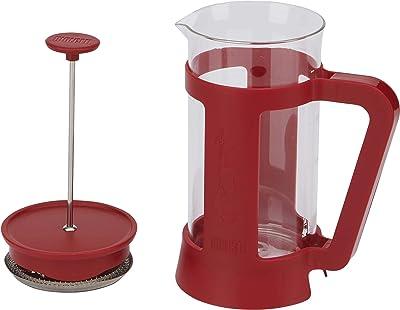 Bialetti 06642 Modern Coffee Press, Red, 8-Cup