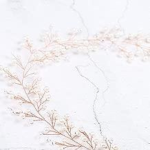 Best flower decoration for bride hair Reviews