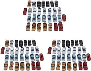 Harilla Förpackning med 90 1: 100 HO spår bil gata parkeringsplats landskap sand bordstillbehör