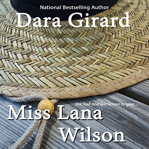 Miss Lana Wilson audiobook cover art
