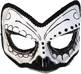 Inc - Day Of The Dead 1/2 Skull Mask