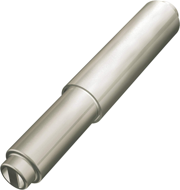 Satin Nickel Moen YB8099SN Mason Paper Holder Satin Nickel #.1-Pack