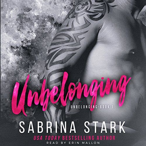 Unbelonging audiobook cover art