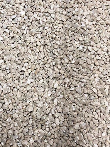 HIKO-EVENTDEKO 500g- Dekokies Dekosteine 1-4 mm Dekosand Dekokies Streudeko GranulatFarbe: Perlmutt