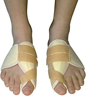 Toe Straightener Bunion Corrector, Valgus Toe Separators Bunion Splints Night for Bunion Relief for Big Toes Bent Toes and...