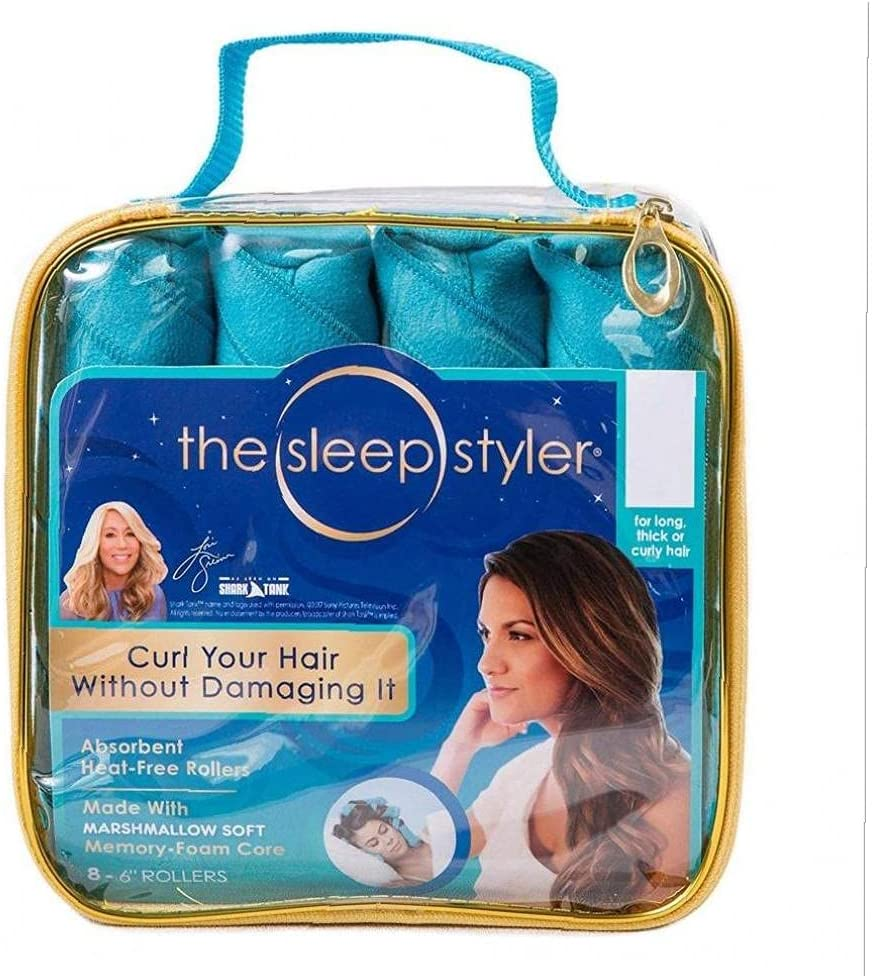 1pack Sponge Hair Outlet SALE sold out Curlers No Heat Sof Pillow Sleep
