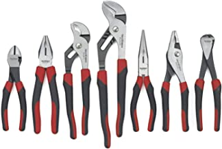 GEARWRENCH  7 Pc. Mixed Dual Material Plier Set – 82108