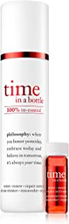 Philosophy Time In a Bottle Daily Age-Defying Serum for Women 2 Pc