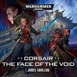 Corsair: The Face of the Void audiobook cover art