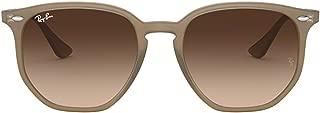 Luxury Fashion | Ray Ban Mens RB4306616613 Brown Sunglasses | Fall Winter 19