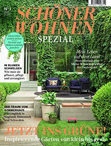 Schöner Wohnen Spezial Nr. 1/2019: Garten