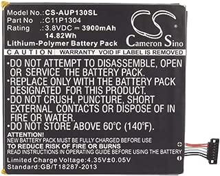 Tablet Battery TCHAN 3900mAh Li-Polymer Replacement Battery for ASUS Z380C Z580C Z580CA Z580C-B1 Z580C-B1-BK ZenPad 8.0 ZenPad S 8.0 Zenpad Z380C