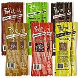 Primal Spirit Vegan Jerky - Our Sampler Pack, 10g. Plant Based Protein, Certified Non-GMO ('The...