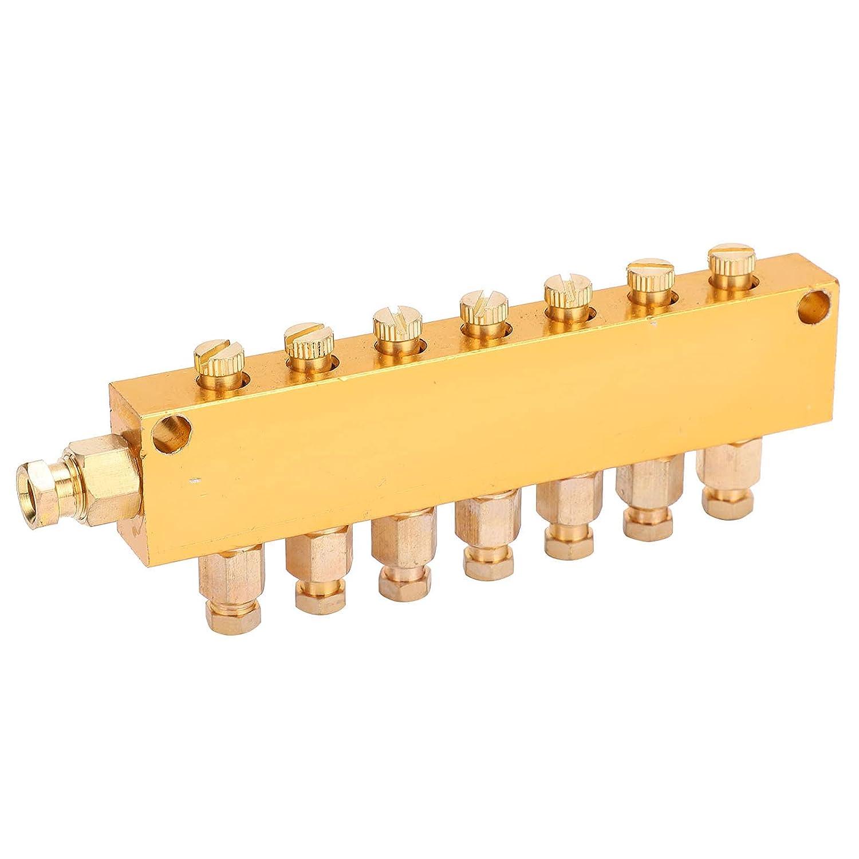 Oil Distributor, Durable Adjustable Oil Distributor Hardware Too