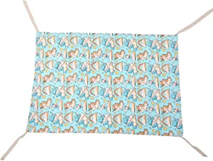 Baby Hammock for Crib Infant Safety Hammock Baby Swing Bed Breathable Cotton Bedding for Newborn Baby Unicorn