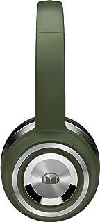 Monster NTune On-Ear Headphones - Matte Green