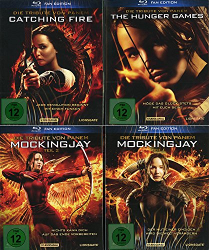 Die Tribute von Panem - Mockingjay 2 - Fan Edition [Blu-ray]