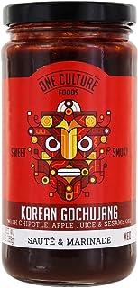 One Culture Foods, Sauce Gochujang Korean, 13 Ounce