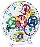 PEARL Uhrenbausatz: Meine erste Uhr: Pendeluhr-Bausatz für Kinder (Pendeluhr selber Bauen)