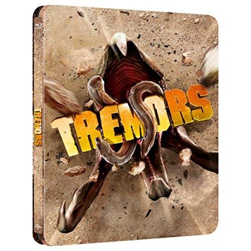 Tremors (Steelbook Edizione Limitata) (Blu-Ray)