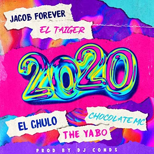 Jacob Forever, DJ Conds, El Chulo, Chocolate MC, El Taiger & The Yabo