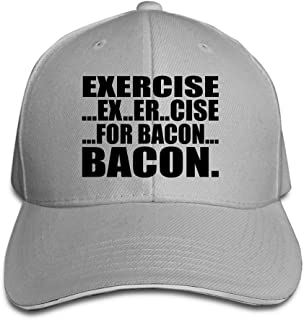 Peak Exercise Eggs are Sides for Bacon Sandwich Caps for Mens