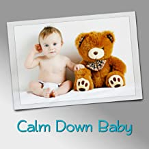 Calm Down Baby - Music for Dreaming, Natural White Noise to Help Your Baby Sleep, Gentle Piano Lullaby, Relaxing Music for Kids