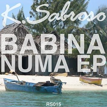 Babina Numa EP