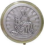 Pieta custode chapelet de communion Hôpital hôtes Catholique