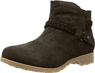 Teva Women's Delavina Suede Ankle Boot