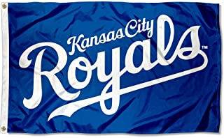 WinCraft Kansas City KC Royals Flag 3x5 MLB Banner
