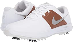 White/Metallic Silver/Light British Tan