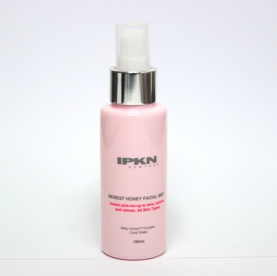仕出します砂漠事故[IPKN] 新ハニーフェイシャルミストスプレー100ml / Newest honey facial mist 100ml / ハイドレーションおよびリフレッシュ / hydrate and refresh / 韓国化粧品 / Korean Cosmetics [並行輸入品]