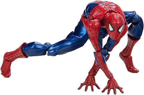 comprar mejor BJL BJL BJL Spider-Man Action Figure Marvel, Spiderman Action Figure 6.3 '' Legends Amazing, Coleccionables Decoración PVC Juguete De Escultura  mejor vendido