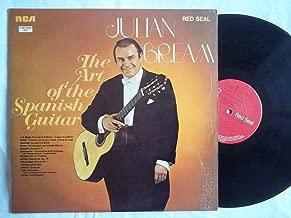 JULIAN BREAM The Art of the Spanish Guitar 2 x vinyl LP