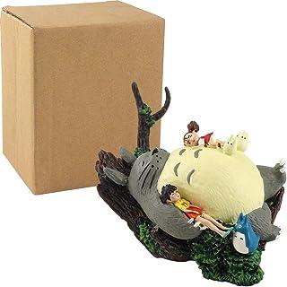 Pi² My Neighbor Totoro Hayao Miyazaki Action Figure (6cm, Multicolor)