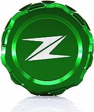 Motorcycle Accessories Rear Brake Fluid Reservoir Cover Cap for Kawasaki Z1000 Z750 2007-2016 Z800 2012-2016