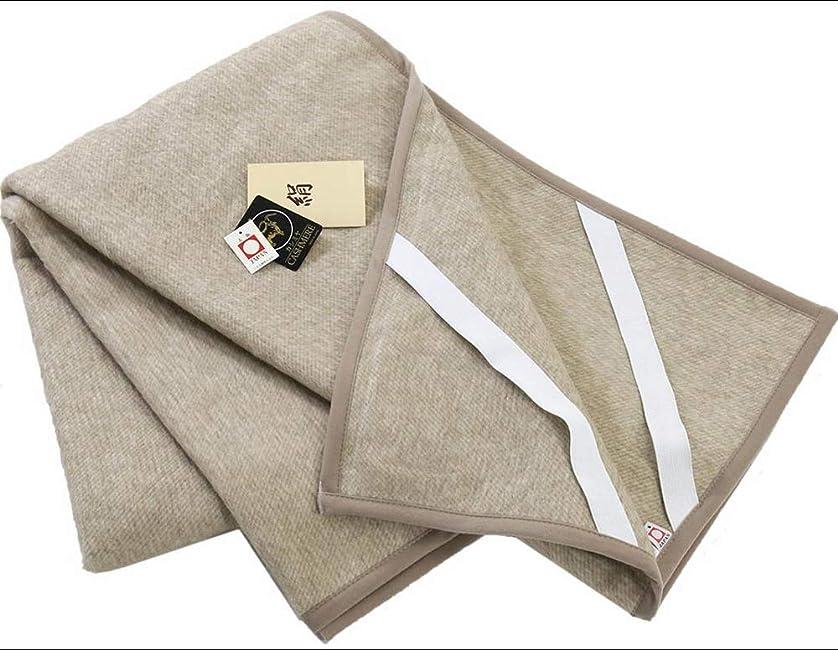 元の謝罪するネイティブ公式三井毛織 プレミアム シルク カシミヤ 敷き毛布 ダブルサイズ 洗える 日本製 三井毛織公式製品
