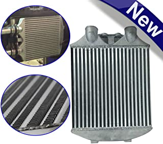 400x550x70mm Front Uprated Intercooler Seat Sport Style 60mm Inlet & Outlet for Lbiza Mk4/ VW Polo 9N3/ Skoda Fabia USA STOCK
