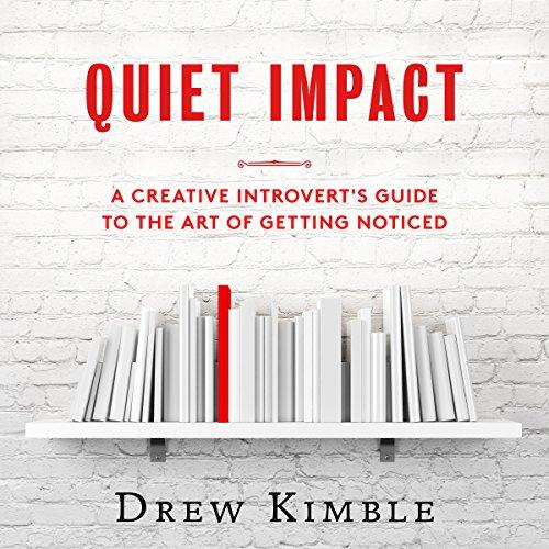 Quiet Impact audiobook cover art