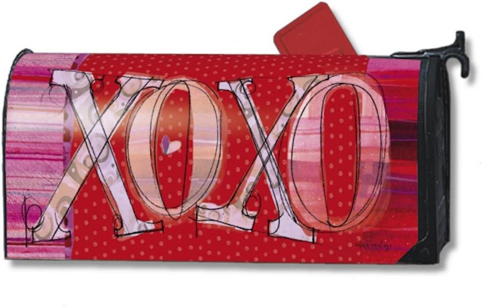 New item MailWraps Brand Cheap Sale Venue Xoxo Mailbox Cover #02021