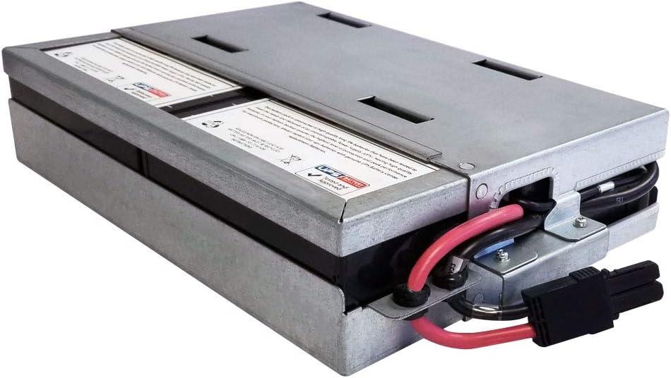 GXT3-9A48BATKIT Replacement Battery Pack by UPSBatteryCenter Compatible with Liebert UPS Models GXT3-1500RT120, GXT3-2000RT120, GXT3-1500RT230, GXT3-2000RT230