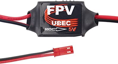 ShareGoo 3A 5V DC-DC Converter Step Down UBEC Module for RC Quadcopter Plane FPV Holder Camera Servo Power Supply