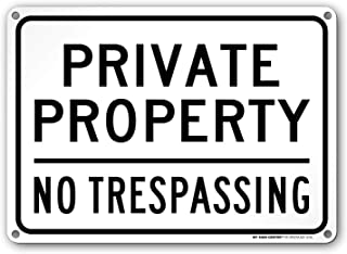 Best black and white metal signs Reviews