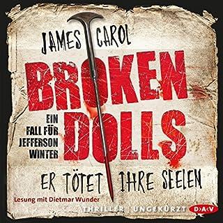 Broken Dolls: Er tötet ihre Seelen Titelbild