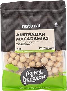Honest to Goodness Australian Macadamia Nuts, 750g
