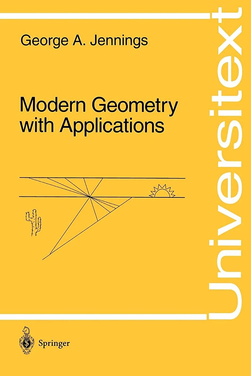 ビームしわ受動的Modern Geometry with Applications (Universitext)