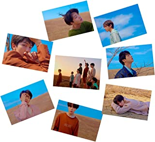 AhlsenL Kpop Bangtan Boys BTS Love Yourself Poster 8 Sheets