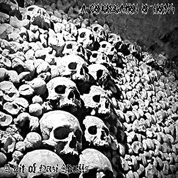 A Pit of Nazi Skulls