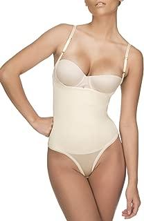 111 Women's Evonne Underbust Bodysuit in Thong